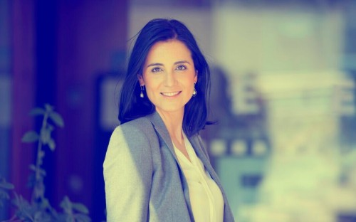 Irene Rocha graduated from ESADE's Executive MBA program in 2015