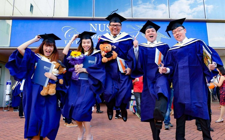 Schools like NUS offer students lucrative access to Asia's booming economy