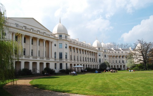 London Business School (LBS) is top-ranked and has triple crown accreditation