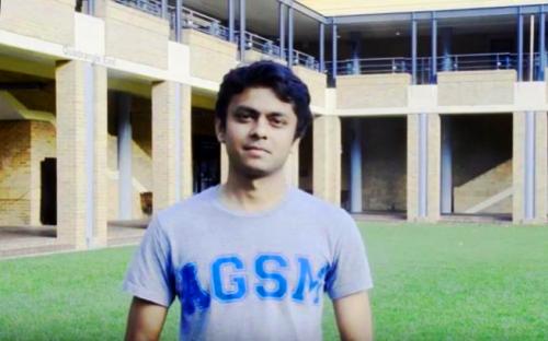 Krishnadas Manghat is an MBA student at the Australian Graduate School of Management