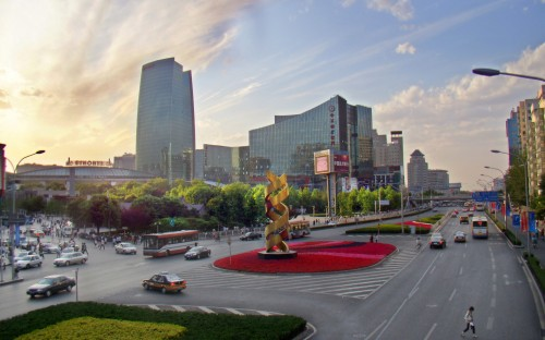 The Zhongguancun district of Beijing is China's answer to Silicon Valley