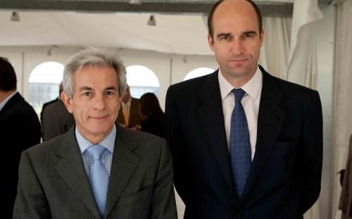 Javier Torres (left) and Ivar Yuste, founders of PHG Hotels & Resorts
