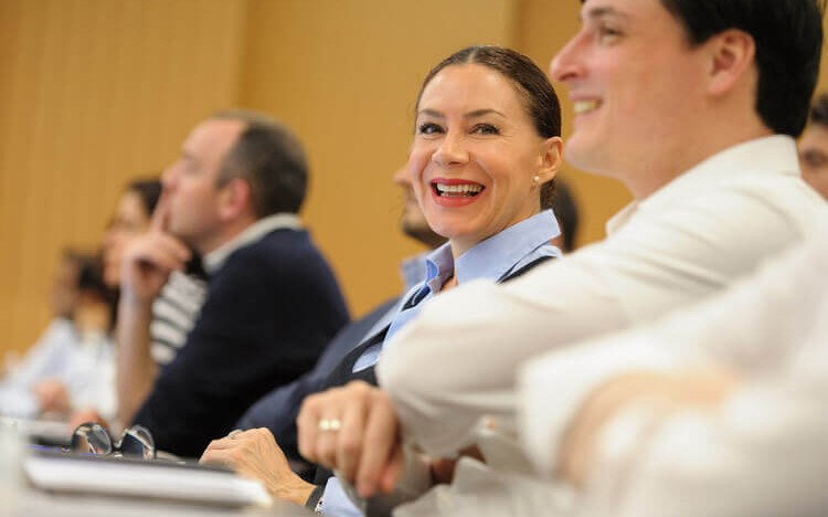 Businesswomen are finding ESCP Europe the best place to boost their careers