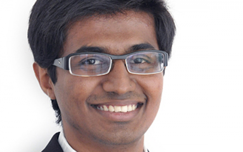 Active Analytic was founded by Mahek Shah, above, an MBA graduate of MIP Politecnico di Milano
