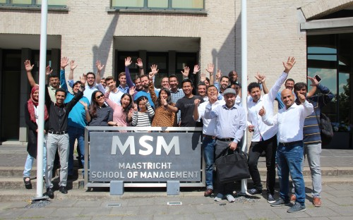 Maastricht School of Management offers an accredited MBA program at the heart of Europe