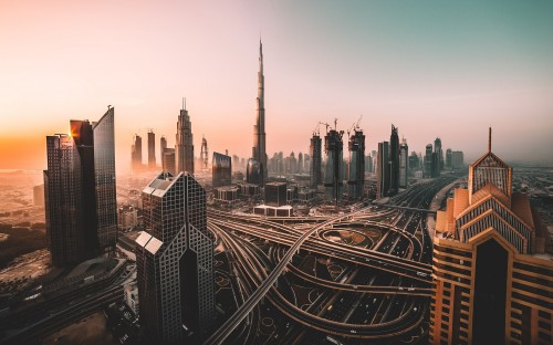 Students on Edinburgh Business School's new MBA will take lessons in entrepreneurship in Dubai