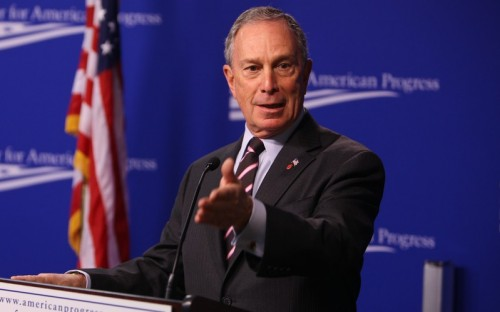 We take a look at paths taken by media moguls like Michael Bloomberg
