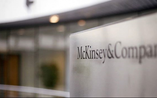 McKinsey & Company looks for leaders who are passionate about positive social change