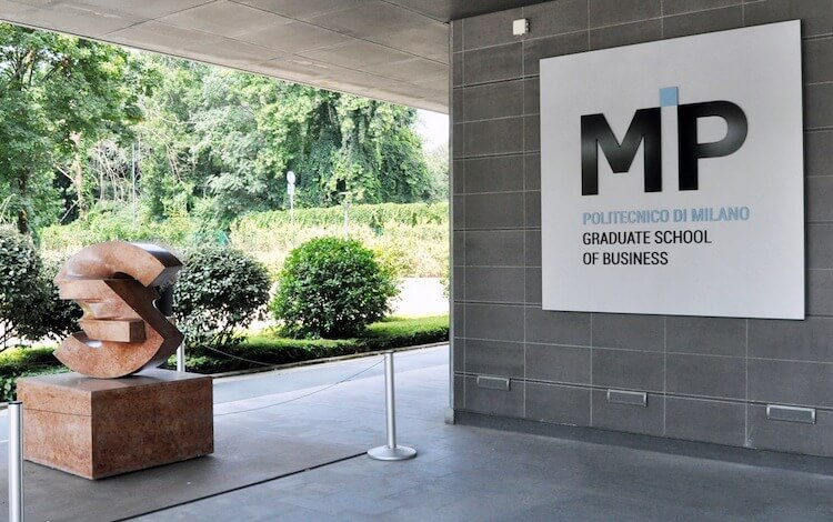 mip politecnico di milano campus suffering from coronavirus