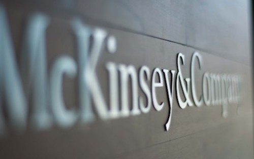 Based on almost 9,000 survey responses from verified, practicing consultants, McKinsey is on top