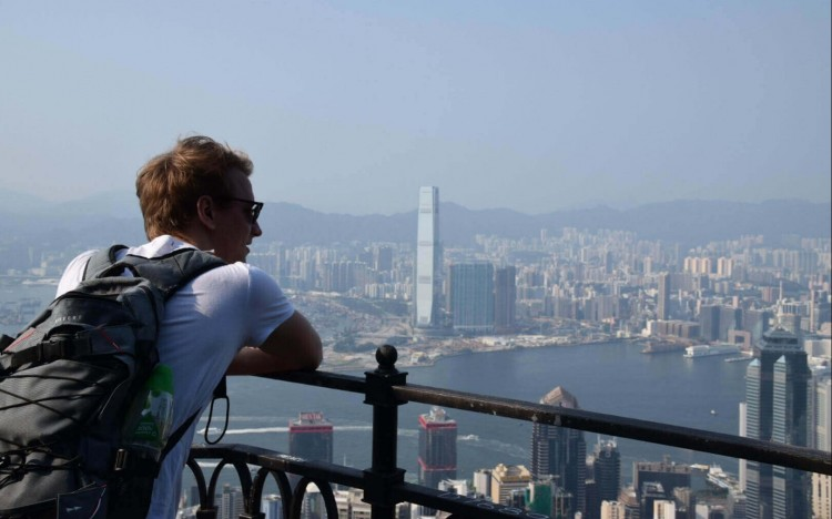 Dominik Gross got to experience business in America and the UK during his Hong Kong MBA