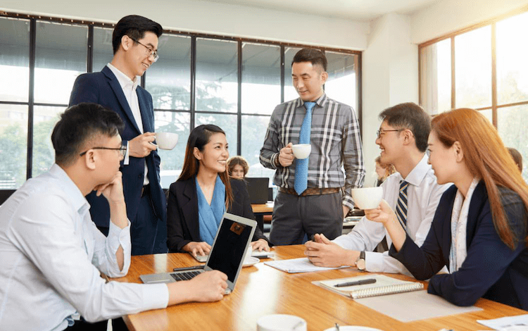 fudan mba students on the top-ranked mba