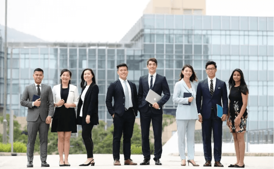 HKUST MBA application insider