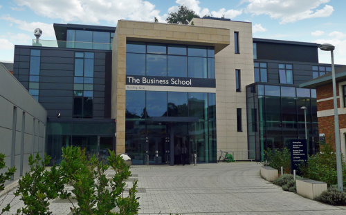 University of Exeter Business School runs a corporate challenge with The White Company