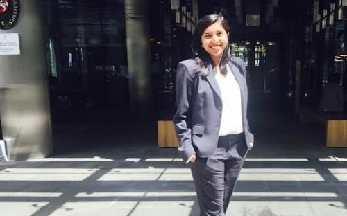 Zarana Shah is an MBA student at George Washington University School of Business