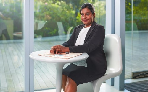 Rajani Nair is an MBA student at CUHK Business School in Hong Kong