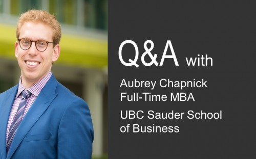 Aubrey Chapnick worked at human capital consultancy Lee Hecht Harrison Knightsbridge