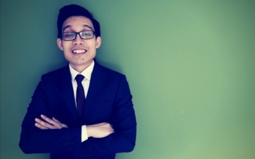 Peter Magpantay applied to the Lancaster MBA because of its top ranking in corporate strategy