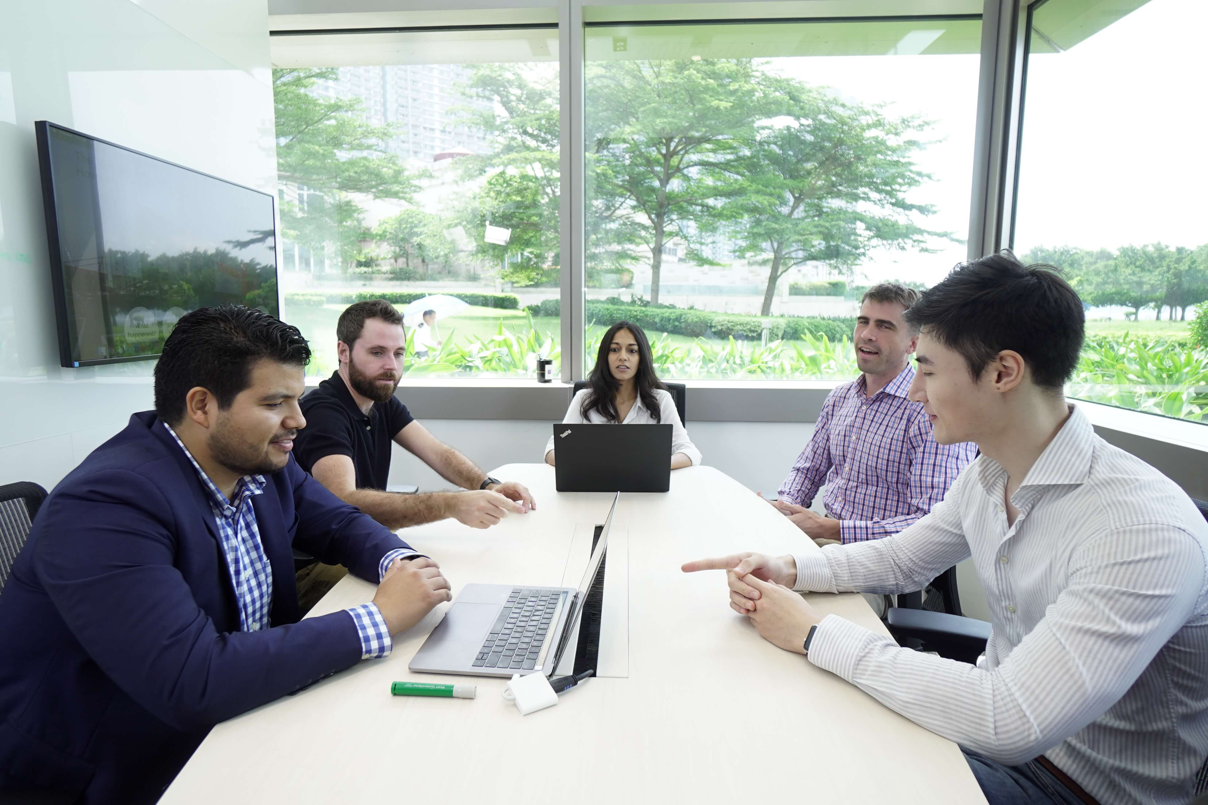 small group project for hku mba