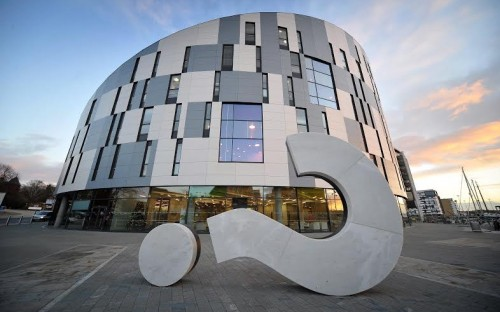 University Campus Suffolk has a strong impetus on energy and healthcare