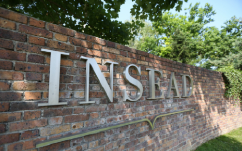 A close relationship with Prodigy Finance sustains the wide diversity of INSEAD's MBA classes