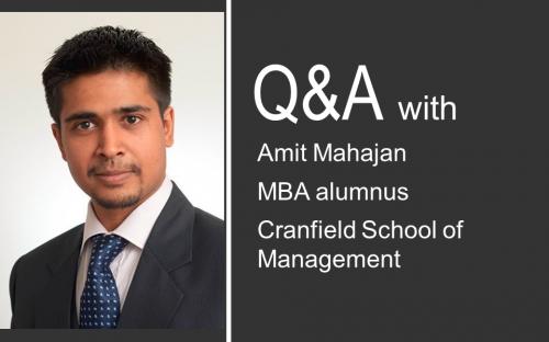 Amit Mahajan got a Management Consulting job at PwC shortly after graduating