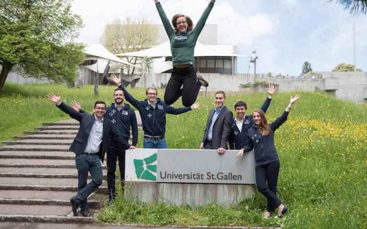 St. Gallen SIM students reveal why you should study your masters in management in Switzerland