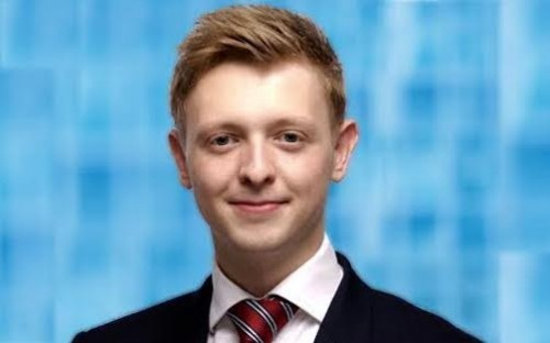 Jonathan Patterson is an MBA alumnus from Hong Kong's HKUST Business School