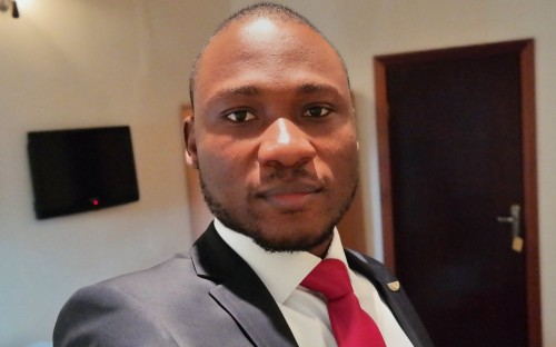 Taiwo Abraham currently works in project management consulting in Nigeria