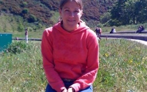 Tanja Patt came to Nottingham from Germany, via Venezuela