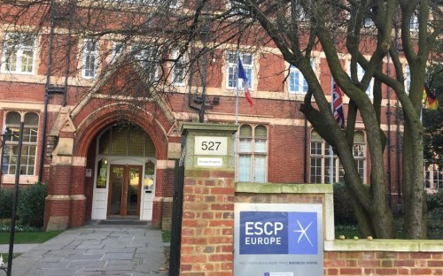 ESCP Europe's General Management Program is aimed at prospective EMBA students