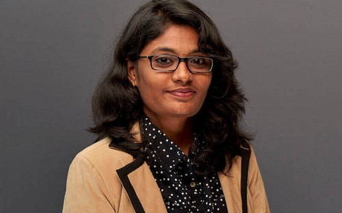Sukanya will transition from technical to the business-side after her MBA at Aston