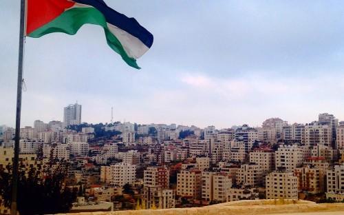 Birzeit University sits on the outskirts of Palestine's de facto capital Ramallah