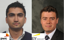 MBAs Varun Verdhan and Victor Anzaldo work at top consulting works