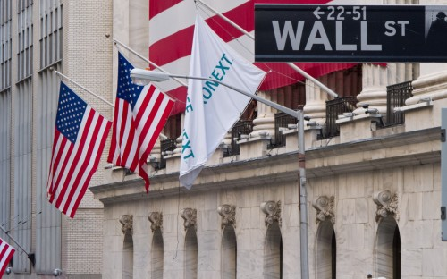 New York's Wall Street is a top career destination for finance-savvy MBAs