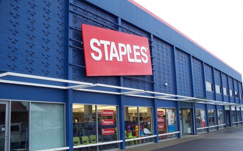 © Stan Zemanek – Office supply chain store Staples was founded by an MBA graduate