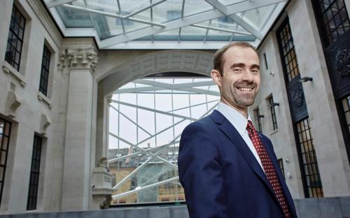 François Ortalo-Magné, dean of London Business School