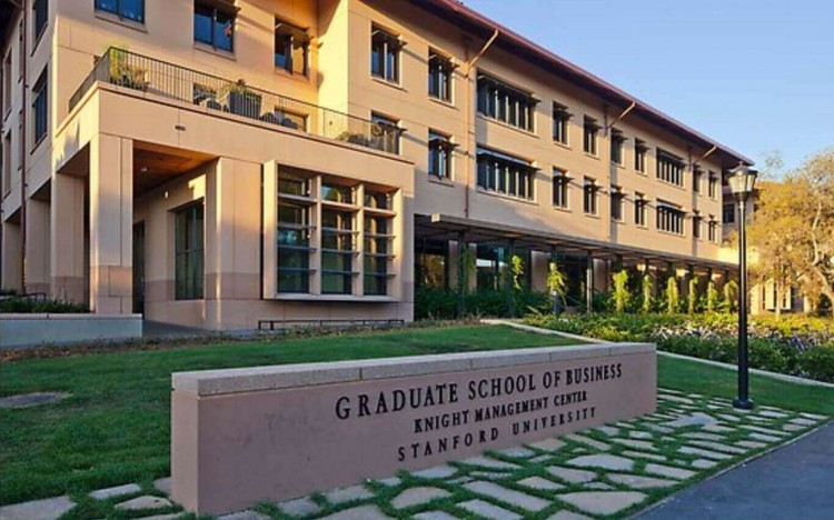 Stanford GSB has the world's top two-year MBA program according to the WSJ/THE ranking