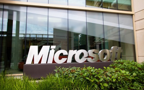 Large technology companies including Microsoft are increasing their hiring of MBAs