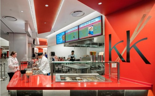 Tuck MBA Steve Hooper co-founded restaurant start-up Kigo Kitchen