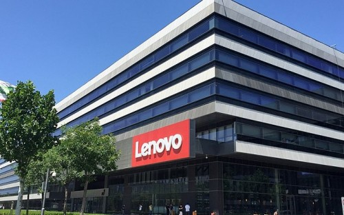 Tony now works for Lenovo in Beijing