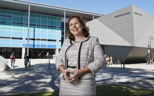 Michele Roberts, the school's MBA Program Director, explains what UWA can offer