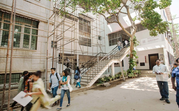 Bangalore's renown for its tech industry is drawing in MBAs with a digital mindset