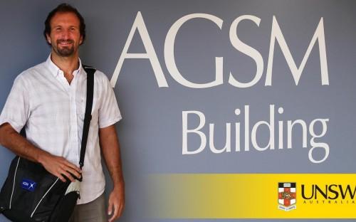 Pablo is a recent MBA graduate from Sydney's Australian Graduate School of Management