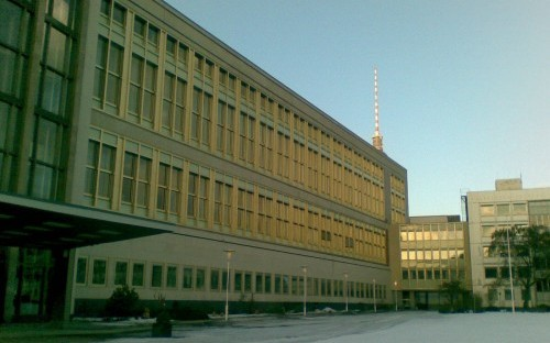 ESMT: a nice place to spend 10 hours a day