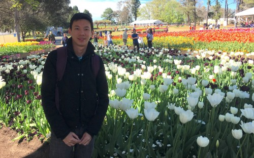 Yohanes is a current MBA student at Sydney's Australian Graduate School of Management