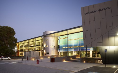 UWA Business School's state-of-the-art facilities