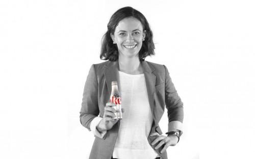 Gwennan interned at Coca-Cola's Atlanta HQ this summer