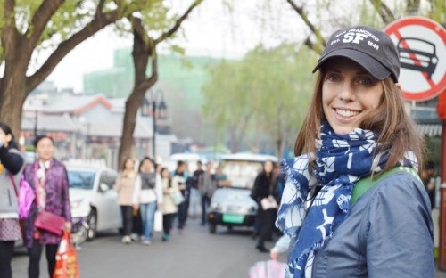 Sarah Northrop is a full-time MBA student at CEIBS in Shanghai
