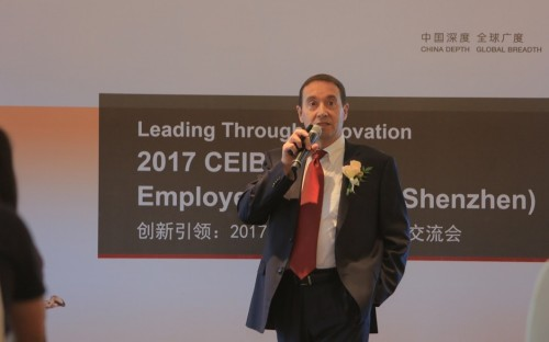 Professor Juan Fernandez is associate dean and program director for the CEIBS MBA